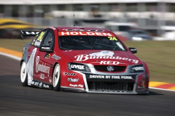 Fabian Coulthard will drive for Walkinshaw Racing in 2010