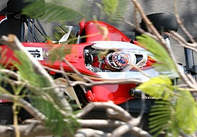 Marcus Ericsson has provisional pole for the Macau Grand Prix