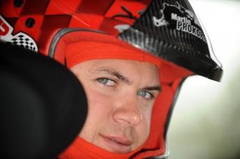 Martin Prokop will drive a Ford Fiesta S2000 in 2010