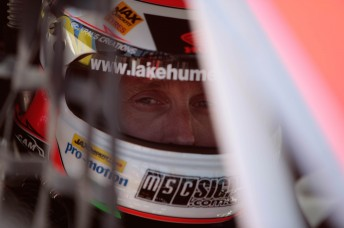 Cameron McConville will leave full-time driver at the end of this weekend's Sydney Telstra 500