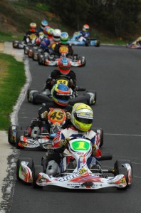 Current Clubman Heavy National Champion Matthew Wall will start as one of the favourites for this weekend's event. Pic: photowagon.com.au