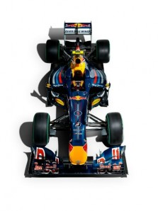 A top view of the RB6