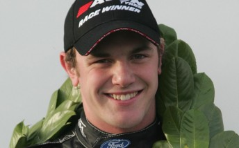 Tim Blanchard will drive with Sonic Motor Racing in the Fujitsu V8 Series this year