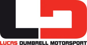 The Lucas Dumbrell Motorsport logo
