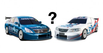 Could a Nissan Maxima or Hyundai Grandeur compete against V8's mainstays Ford Falcons and Holden Commodores?