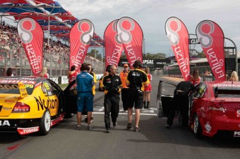 The Fujitsu V8 Series grid could be in for some significant changes soon