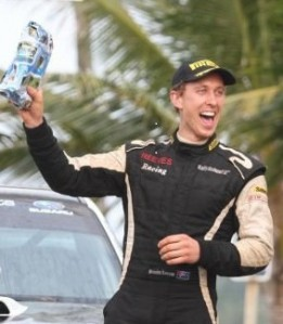Brendan Reeves will contest the Rally de Espana
