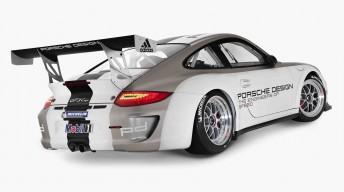 The new Carrera Cup car