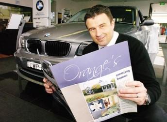 Tim Leahey is a car dealer principal