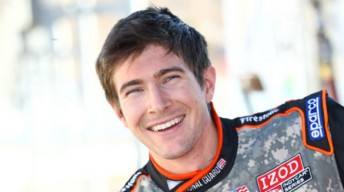 J.R. Hildebrand will join Panther Racing in 2011