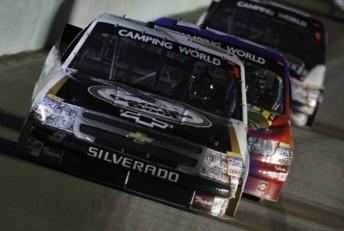 Kevin Harvick Inc will run three Trucks in 2011