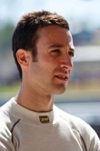 V8 Supercars driver Dean Fiore