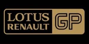 The Lotus Renault GP logo