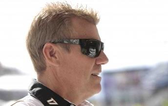Former Dick Johnson Racing owner Charlie Schwerkolt