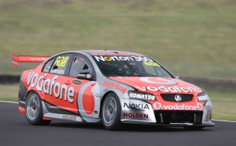 Lowndes topped the recent Eastern Creek test