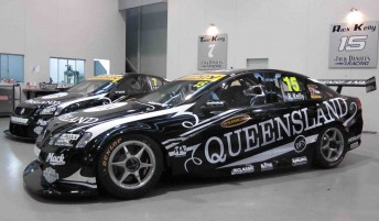 Kelly Racing will support the Queensland flood appeal at Yas Marina this weekend