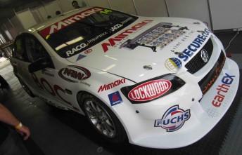 Jason Bargwanna's #14 BJR Commodore VE