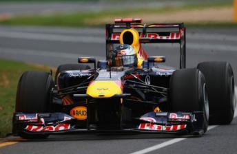 Vettel will start on pole for tomorrow's GP