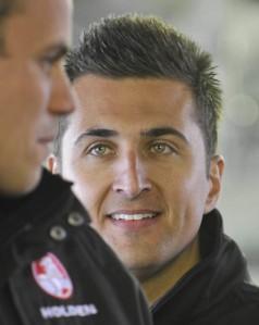 Kiwi Fabian Coulthard