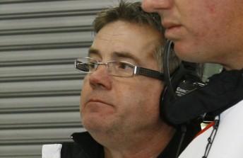 Mark Woolfrey