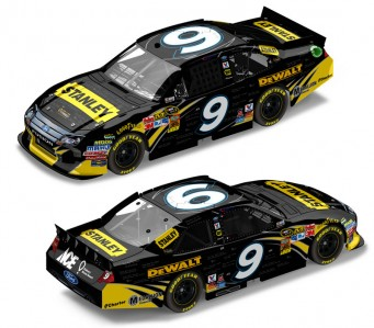 The look of Marcos Ambrose's Sonoma Ford
