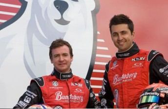 Coulthard and Baird had a troubled endurance campaign together last year