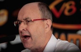 Tony Cochrane is bullish on the chances of V8 Supercars racing in America