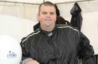 Carrera Cup driver Nathan Tinkler