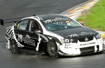 The Holden prototype V8 SuperTourer