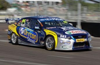 Mark Winterbottom will start Race 14 from pole position