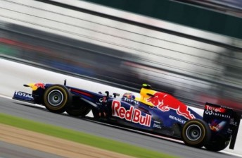 Webber took his second pole of 2011 at Silverstone