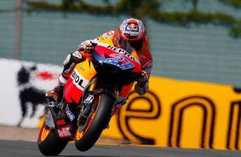 Stoner was on song in qualifying