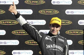 Jack Daniel's Racing's Rick Kelly