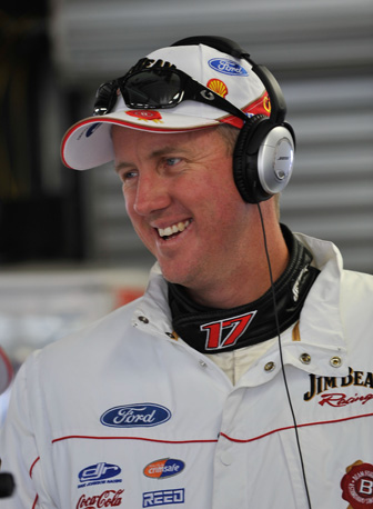 Jim Beam Racing's Steve Johnson