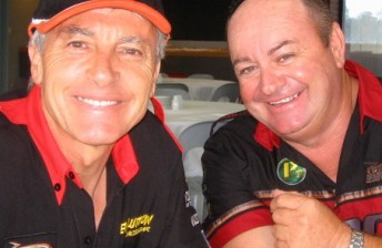 Peter Brock and Peter Champion