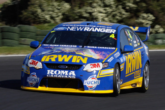You can have your mark on the V8 Supercars grid next year by designing the IRWIN Racing Ford Falcon FG