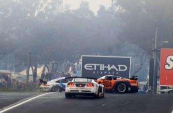 The Australian GT Championship at Bathurst