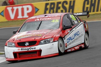 Nick Cassidy will drive the car that James Brock raced at Queensland Raceway