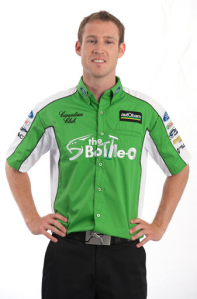 David Reynolds in his new outfit for 2012