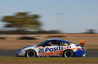 Race 1 winner John Modystach