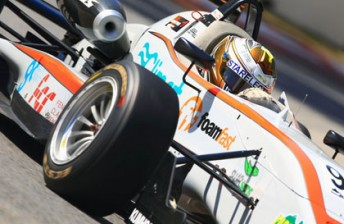Adrian Cottrell contested the opening rounds of this year's Formula 3 Championship