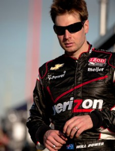 Australian IndyCar driver Will Power has finished second place overall for the third year in a row
