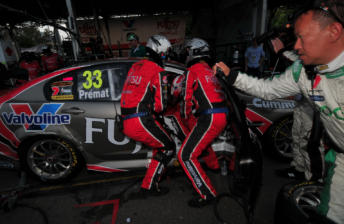 Premat was pulled from his car during Race 29