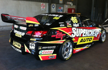Ingall returns to the #66 for a second and final season
