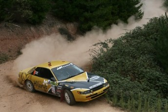 Will Orders competing in last month's National Capital Rally