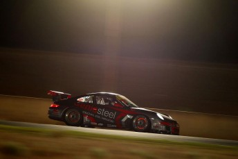 Richard Muscat leads the GT3 Cup Challenge and Jim Richards Endurance Trophy standings after a victory on debut