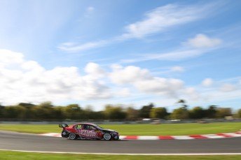 Fabian Coulthard grabs pole for Race 7
