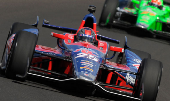 Marco Andretti cracks 225mph barrier
