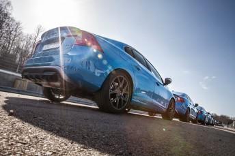 GRM will race two Volvo S60 Polestars in 2014