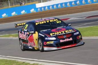 Casey Stoner's Red Bull-Pirtek Holden